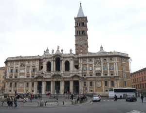 Chiesa Santa Maria Maggiore - Piazza Vittorio - Biancagiulia B&B, Bed and Breakfast near Rome Termini Train Station