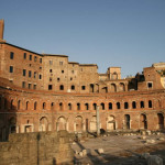 Trajan's Market - Biancagiulia B&B, Bed and Breakfast near Rome Termini Train Station