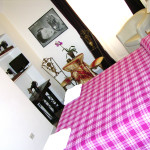 Camera Minou - Biancagiulia Bed and Breakfast vicino Stazione Roma Termini