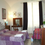 Camera Romeo - Biancagiulia Bed and Breakfast vicino Stazione Roma Termini