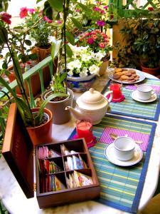La colazione al Biancagiulia Bed and Breakfast vicino Stazione Roma Termini