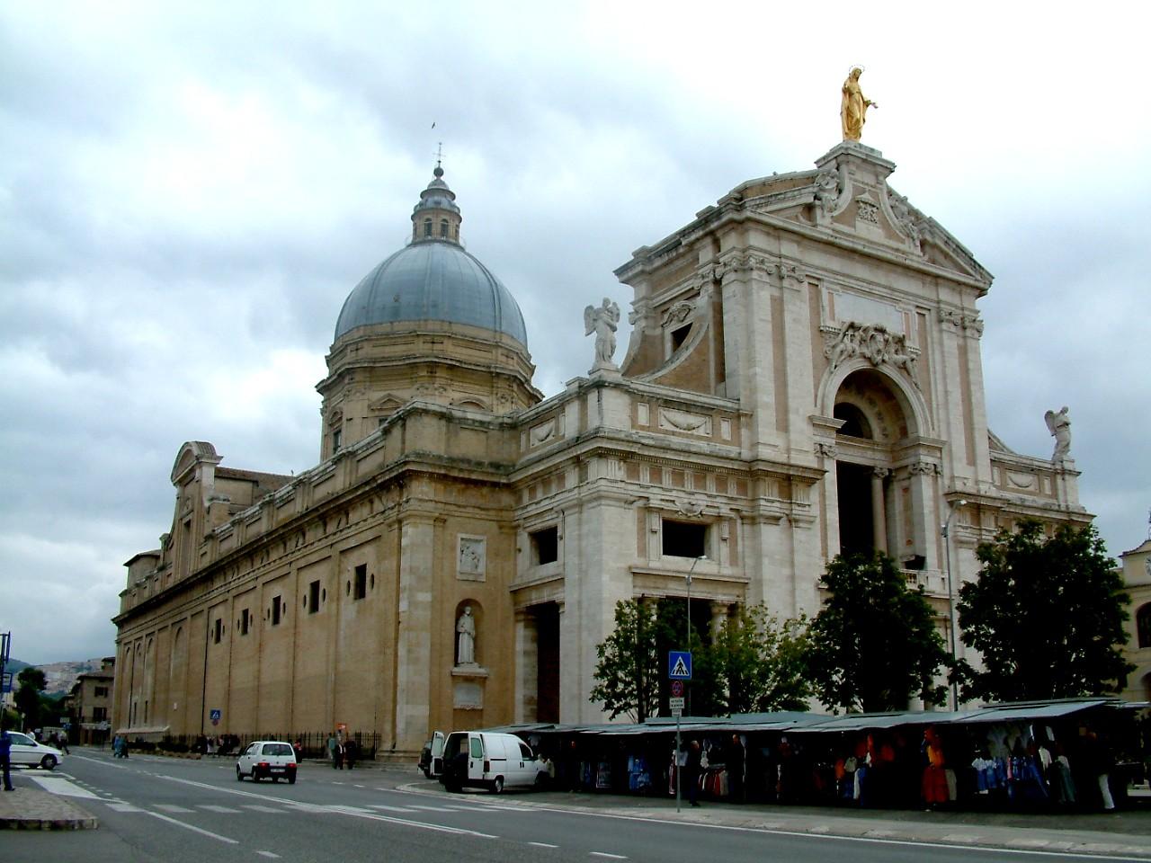 Santa Maria degli Angeli e dei Martiri vicino al Biancagiulia Bed and Breakfast Roma Stazione Termini