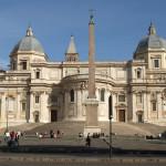 La basilica di Santa Maria Maggiore vicino al Biancagiulia Bed and Breakfast Roma Stazione Termini