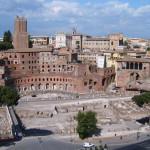 Mercato di Traiano vicino al Biancagiulia Bed and Breakfast Roma Stazione Termini
